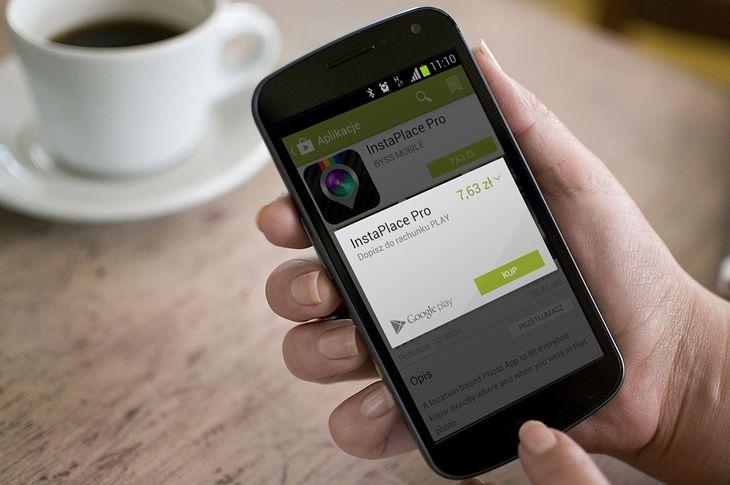W Play Oplaty Za Aplikacje Z Google Play Dolicza Do Rachunku