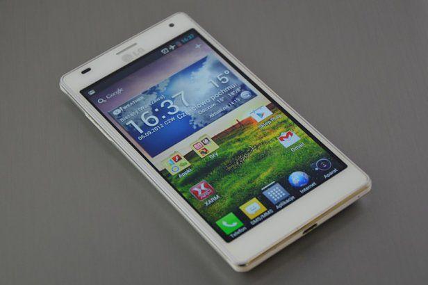 LG Swift 4X HD - test - fot. Komórkomania
