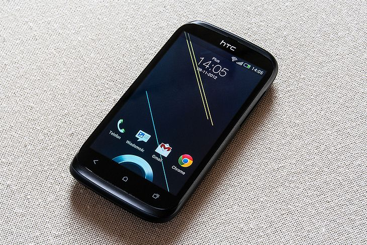 HTC Desire X   fot. wł.