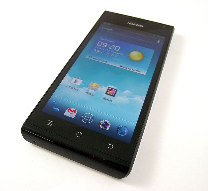 Huawei Ascend P1 in the Test