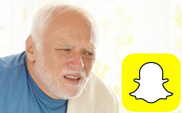 Zmodyfikowane zdjęcie starszego mężczyzny