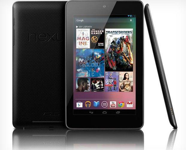Nexus 7 | fot. theVerge