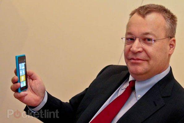 Elop dumny z Lumii (fot. Pocket Lint)