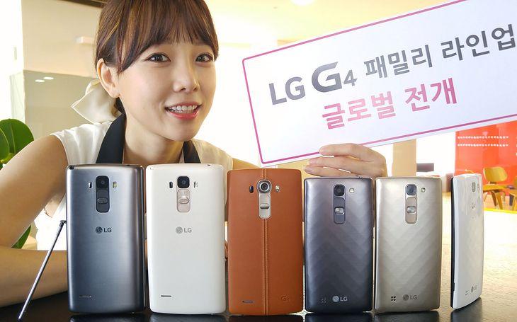 LG G4 Stylus / LG G4 / LG G4c