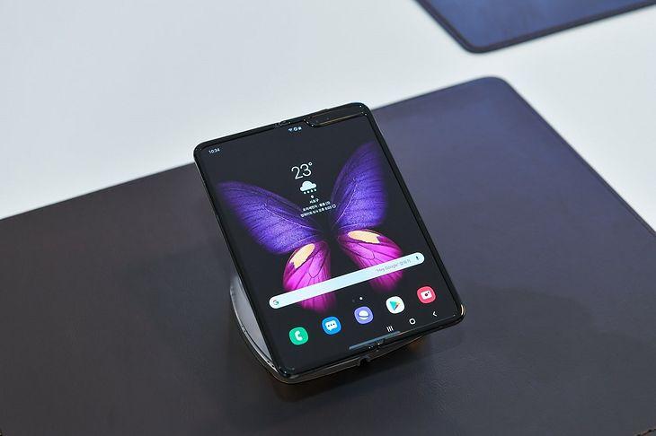 Samsung Galaxy Fold do kupienia w abonamencie