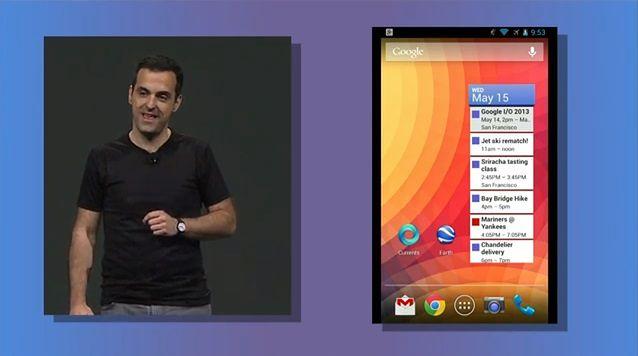 Samsung Galaxy S4 Google Edition (fot. youtube.com)