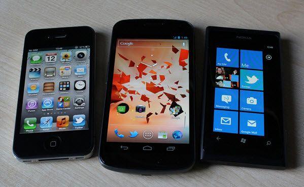 Samsung wyprzedził Nokię w Polsce (fot. tech-gadget.co.in)