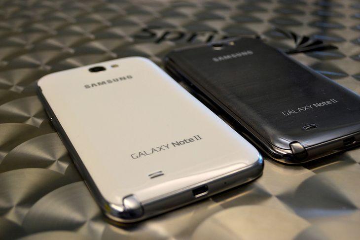 Galaxy Note 2 (fot. EC Memento)