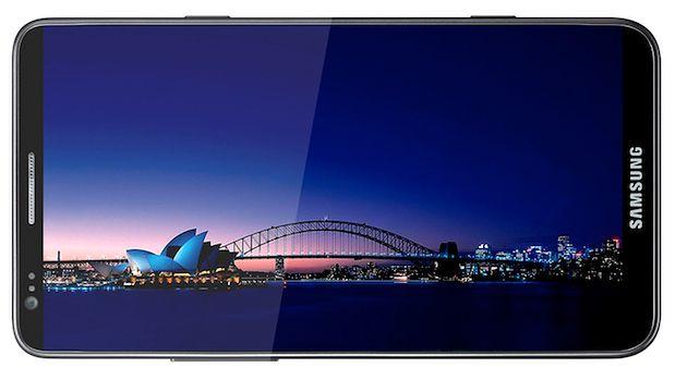 Galaxy S III - koncept (fot. BGR)