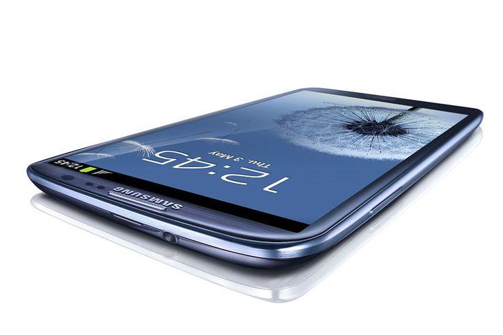 Samsung Galaxy S III (fot. samsung)