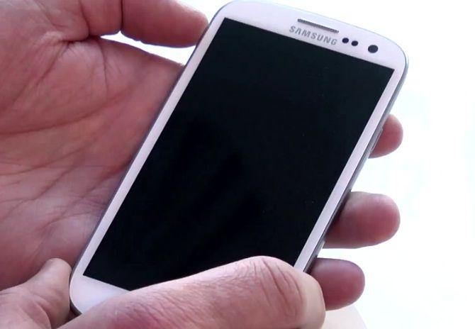 Samsung Galaxy S III - (nasz) hands on