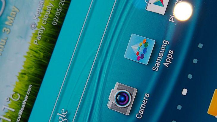 Galaxy S III PenTile (fot. własne)