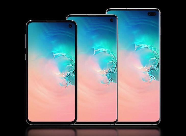 Linia Samsung Galaxy S10