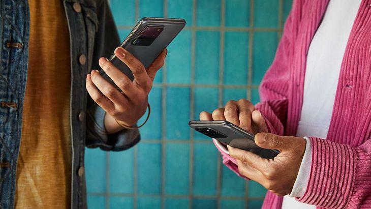 Samsung Galaxy S20 Ultra to pierwszy i jeden z nielicznych smartfonów z 16 GB RAM-u