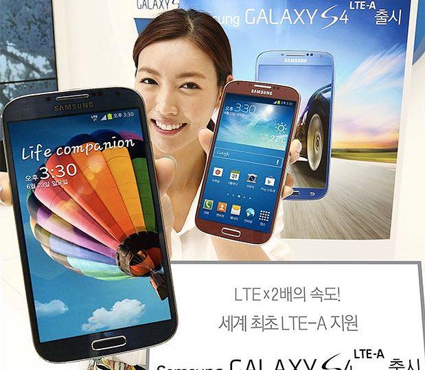 Galaxy S4 LTE-A