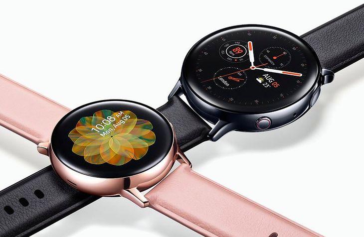 Galaxy Watch Active 2 ma być dostępny w dwóch rozmiarach
