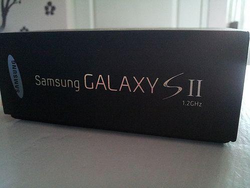 Galaxy S II nie tylko na ziemi | Flickr