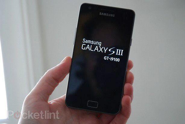 Samsung Galaxy S III - jaki będzie? (fot. Pocket Lint)