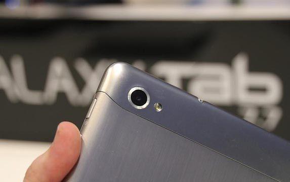 Galaxy Tab 11.6 pokona iPada? (fot. gadget.pdamu.com)