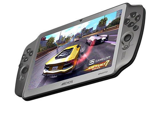 Archos GamePad   fot. engadget.com