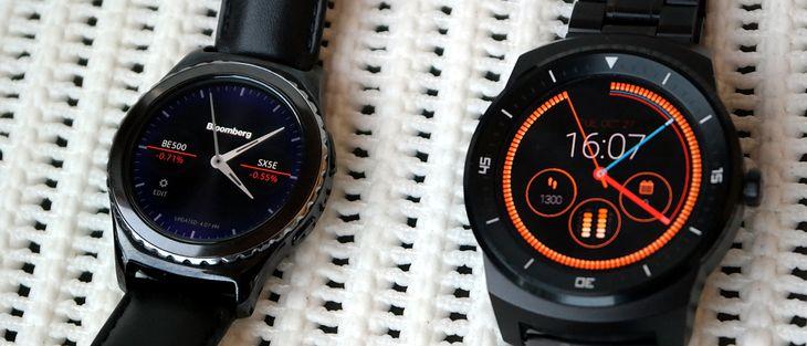 Samsung Gear S2 i LG G Watch R
