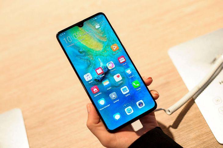 Huawei Mate 20 doczeka się następcy w tym miesiącu