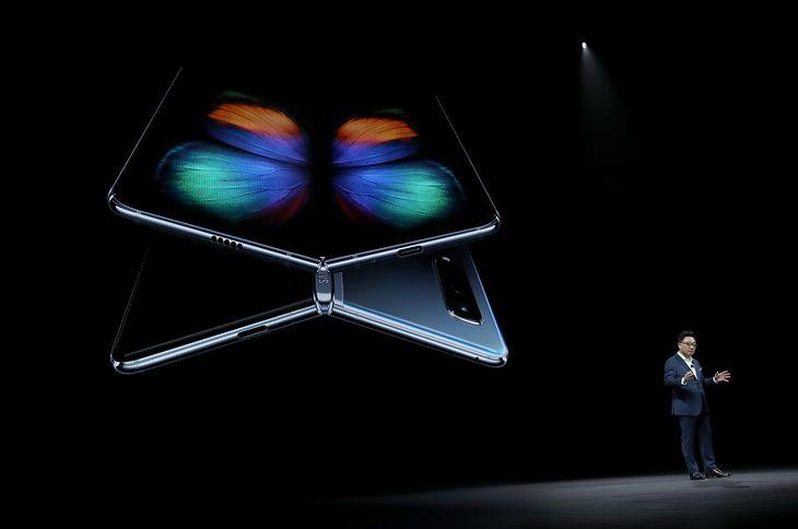 Samsung Galaxy Fold zostanie pokazany 6 września