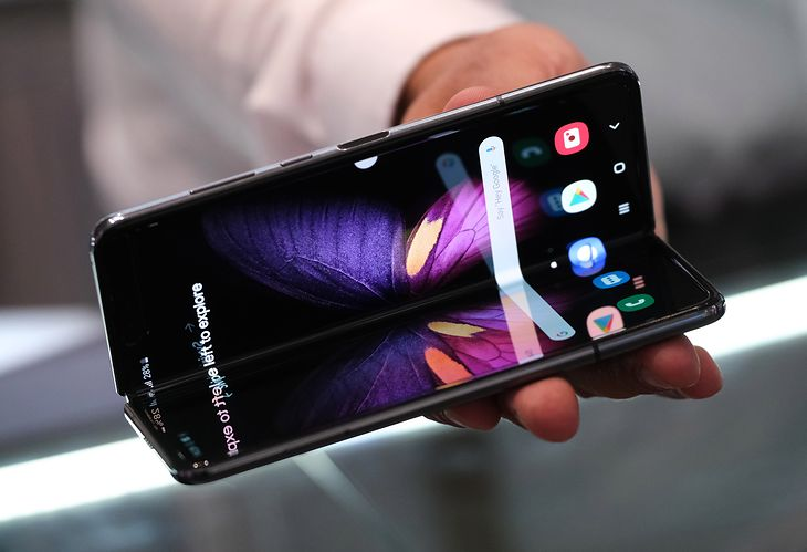 Samsung Galaxy Fold trafia do pierwszych klientów