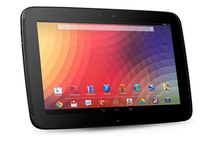 Google Nexus 10 wykorzystujący grafikę Mali