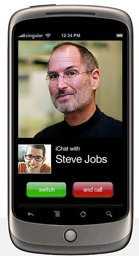 Apple Nexus One