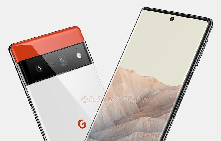 Tak ma wyglądać Pixel 6 Pro