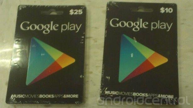 Karta Podarunkowa Do Google Play Juz Wkrotce Komorkomania Pl