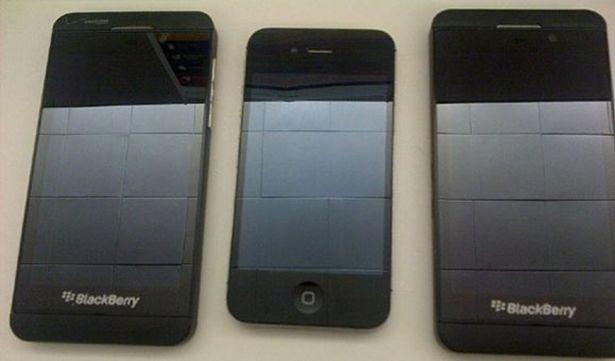 BlackBerry   fot. GSM Arena
