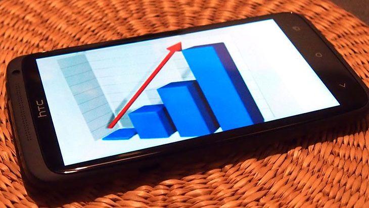 HTC One X - wydajnosć (fot. własne)
