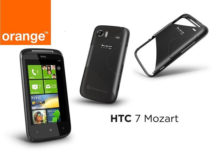 HTC Mozart Orange