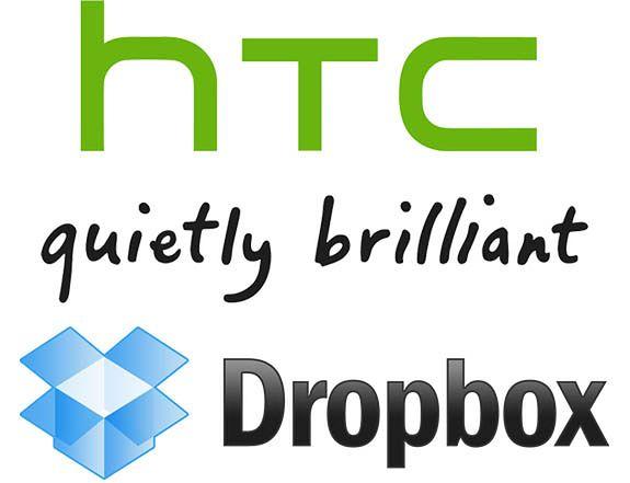 HTC i Dropbox razem | pocketnow.com