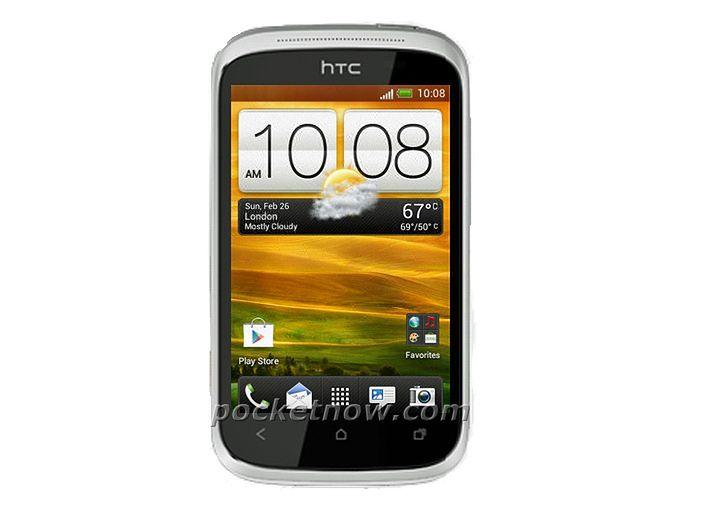 HTC Golf/Wildfire C (fot. pocketnow)