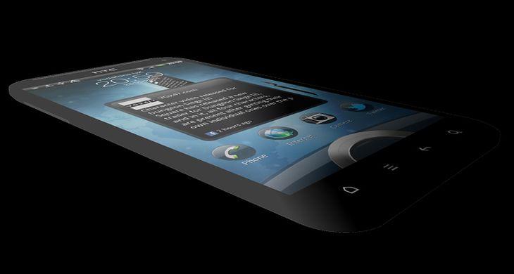 HTC Hurrkian - koncept (by Hasan Kaymak)