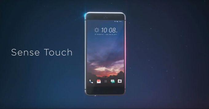 HTC Ocean z Sense Touch