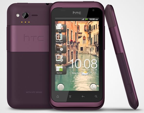 HTC Rhyme | Fot. unwieredview