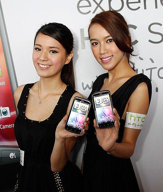 HTC Sensation, fot. YouHTC.ru