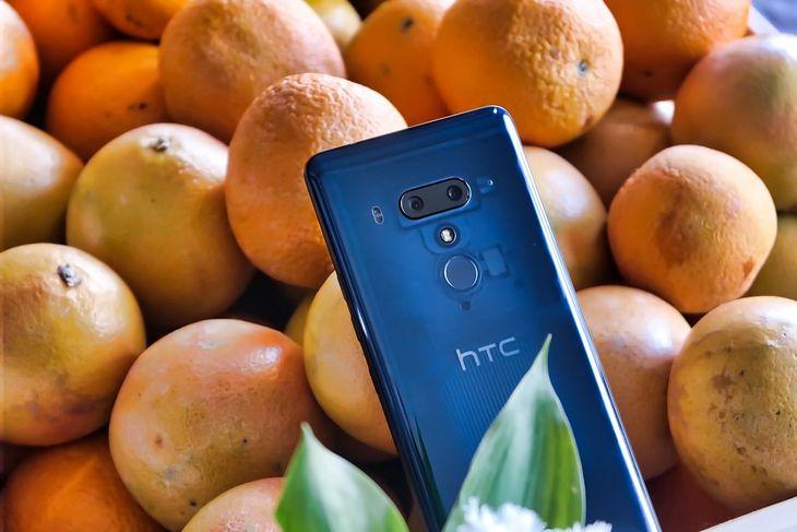 HTC U12+ akurat w ofercie Orange nie znajdziecie, ale zdjęcie pasowało