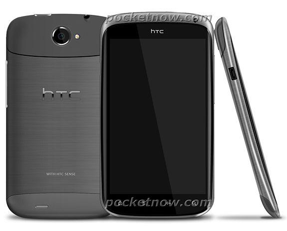 HTC Ville - supercienki smartfon z Androidem, fot. PocketNow.com