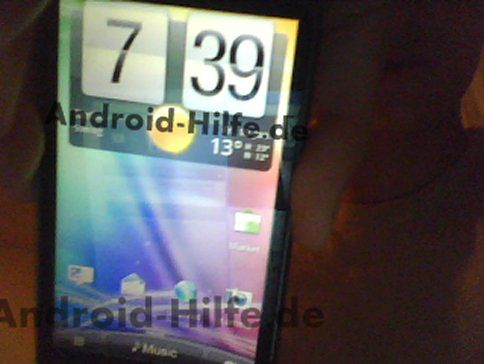 HTC Beat (fot. Android-Hilfe.de)