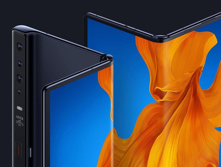 Huawei Mate X2 będzie wyglądał inaczej niż Mate Xs