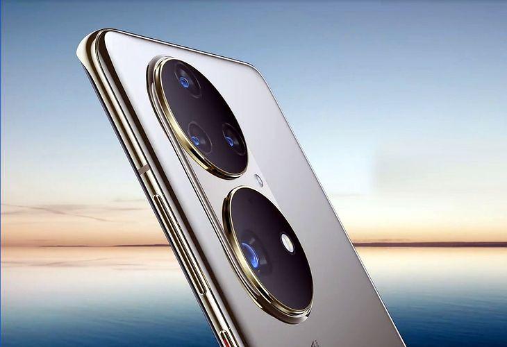 Huawei P50 na oficjalnym zdjęciu