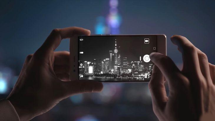 Monochromatyczna matryca Huaweia P9 miała być rewolucją