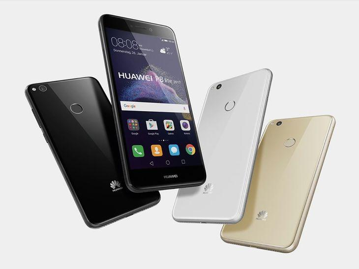 Tylko na zewnątrz Huawei P9 lite (2017) - jeden telefon, cztery różne nazwy. Ciężko HG33