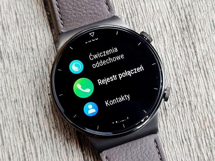 Huawei Watch GT 2 Pro początkowo nie obsługiwał zewnętrznych aplikacji