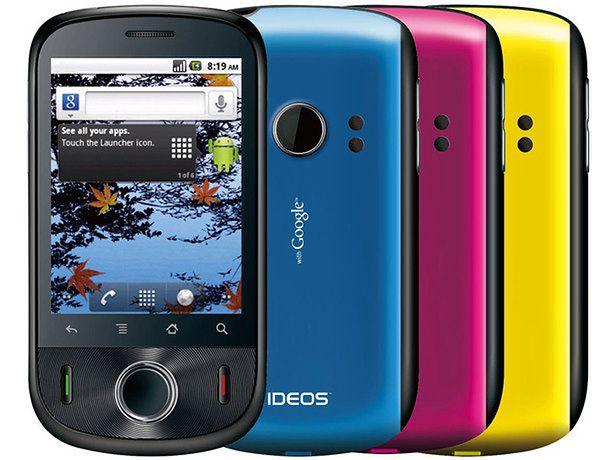 Huawei Ideos popularny w Kenii (fot. Huawei)